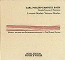 C.P.E.Bach: Gamba Sonatas & Fantasias