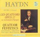 Les Quatuors opus 17