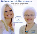 Bohemian Violin Sonatas