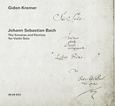 Sonatas And Partitas (The)
