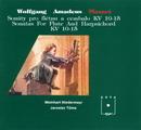 Sonáty pro flétnu a cembalo, KV 10-15