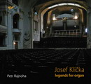 Legends for organ - Petr Rajnoha