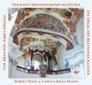 Varhany břevnovského kláštera