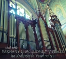 The Organ in the church of St. Ludmila in Prague