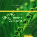 Oboe & Oboe d´amore Concertos