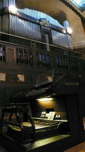 organ by Tuček-Voit, 1912